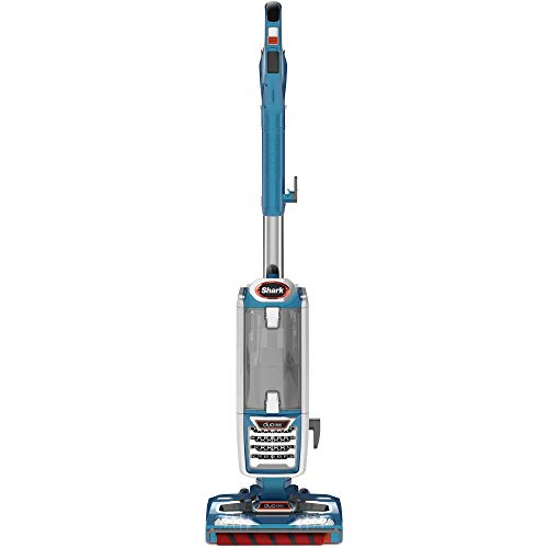 Shark NV800 Upright Vacuum, Blue (Renewed)
