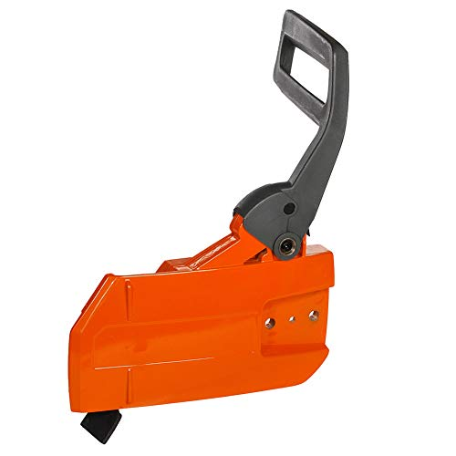 Sprocket Cover with Brake, VideoPUP(TM)Replace Chain Brake Cover for Husqvarna 61 66 266 268 272 XP Chainsaws