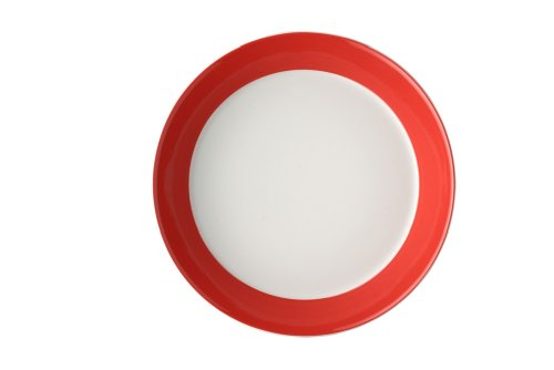 Arzberg Tric 8-1/3-Inch Flat Soup Plate, Hot - Flat Rimmed Pasta Bowls