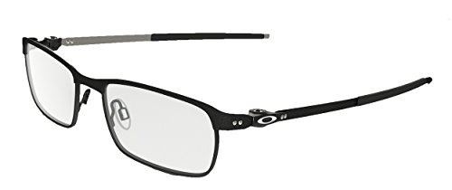 Oakley Tincup Eyeglasses OX3184 100% Authentic (Coal, 54 - Oakley Authentic