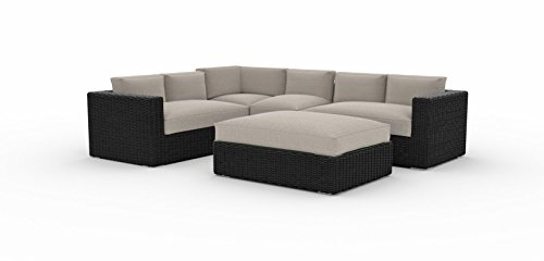 Toja Yorkville Patio Sectional Sunbrella Benefits