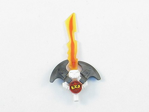 LEGO Ninjago Skybound Red Djinn Blade Sword Ninja Weapon Minifigure Sky Pirates ()