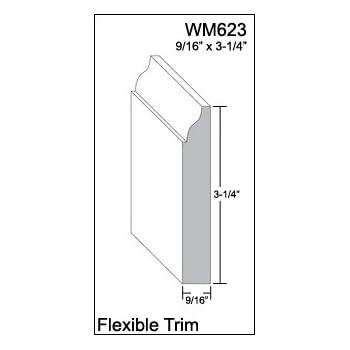 Amazon Com Flexible Moulding Flexible Base Shoe