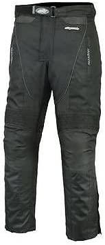 RKsports Ladies Black Protective Motorcycle Trousers