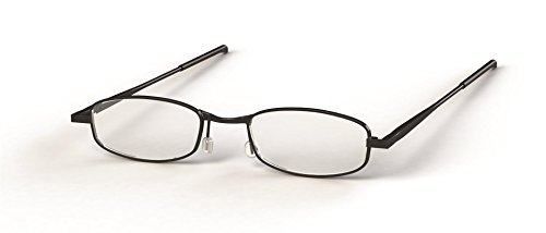 (Compact Lenses - Folding Reading Glasses - Jet +2.5 by That Company Called If)