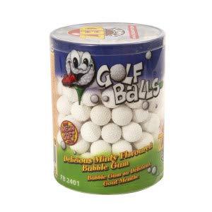 (Zed Candy Golf Balls Drum)
