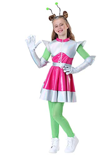 Girl's Outer Space Cutie Costume Small -