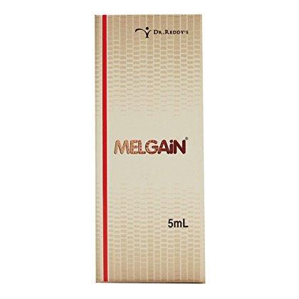Melgain Lotion for Vitiligo/white patches: Decapeptide : Stimulates Pigmentation 5ML