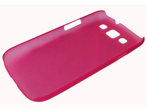 avci Base 4260344980079TPU Coque rigide pour Samsung Galaxy S3i9300Neo/i9301Rose