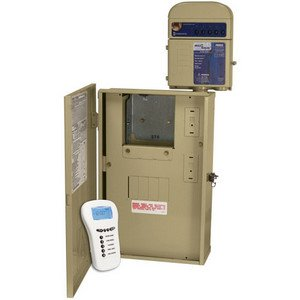 Intermatic Pe20065Rc Pool Timer, 60A Multiwave Control System W/Type ...
