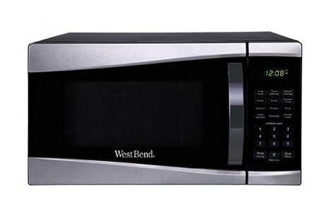Amazon.com: westbend serie profesional horno de microondas ...