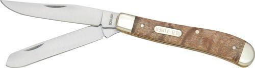 Old Timer 94OTW Gunstock Trapper Folding Pocket Knife
