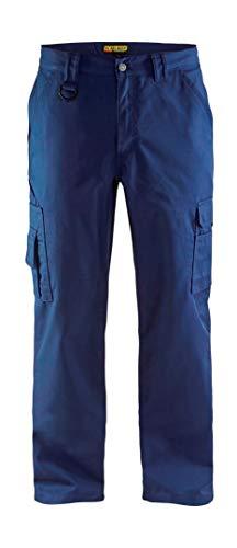 Blaklader 140718008900C150 Profil Trousers, Size 34/34, Navy Blue by Blaklader (Image #1)
