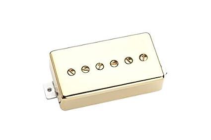 Seymour Duncan P90 phatcat, Bridge, Oro Cover – Pickup para Guitarra Eléctrica