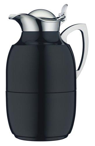 Kaiser Alfi 30570233100 Juwel 1-Liter Lacquered 8-Cup Carafe, Black