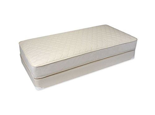 Naturepedic Ultra Quilted Twin XL 2 in 1 Mattress