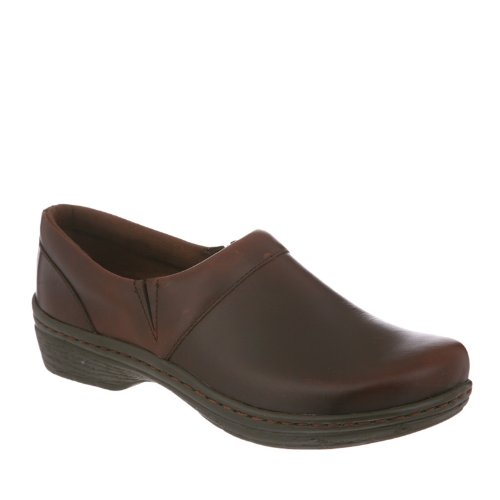 Back Mission Closed Smooth Nursing Mahoganny Footwear Clog KLOGS Women's IqPc6