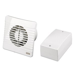 Low Voltage 12V Extractor Fan with Timer Transformer Ok for