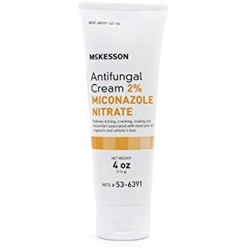 best McKesson Antifungal Cream 2% Miconazole Nitrate Cream 4oz Tube reviews