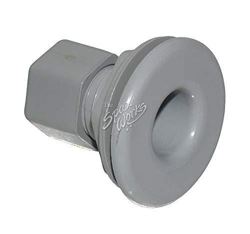 Hot Tub Classic Parts Vita Spa Through Wall Temperature Sensor Fitting Gray VIT230631