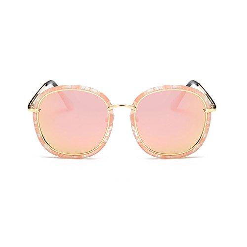de Sol Sol D Gafas D Fashionable polarizadas Gafas Gafas Faces de Color Wild de Sol Personality w1q80I