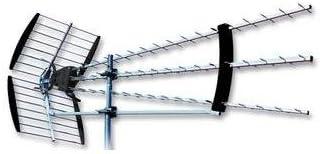 Televés UHF-Antena TNT-Canal 21-69, 19 db (A): Amazon.es ...