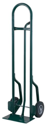 Harper-Trucks-CTP85-Pin-Handle-Mold-On-Rubber-Wheel-56-Inch-Tall-Steel-Hand-Truck