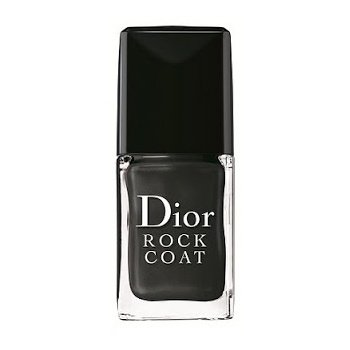 Dior Coat - DIOR Rock Coat - Smoky Black Top Coat