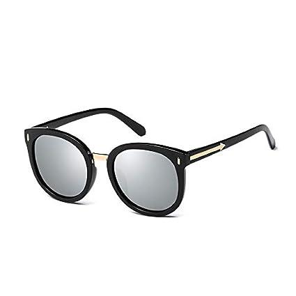 Sunglasses- Gafas de Sol Marea para Mujeres Cara Redonda Red ...