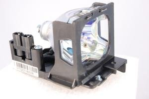 ELMO TLP-LW2 replacement projector lamp bulb with housing - high quality replacement ()