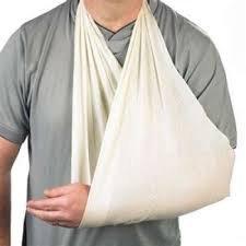 (LINE2design Triangular Bandage First Aid Bandage Fracture Fixation Emergency 5Pk)