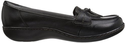 Ashland Clarks Leather Moc Loafer Toe Bubble OHwdZxq4