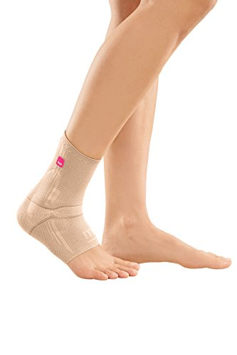 Medi Levamed Knit Ankle Support (Sand) Size I