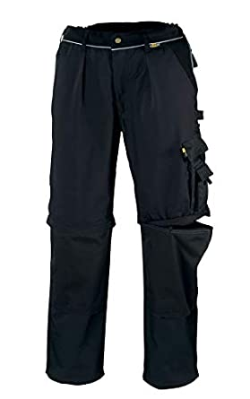 Negro 25 Para 008352 Color Pantalones Texxor Trabajo 20 Hombre De 7zqE1xp