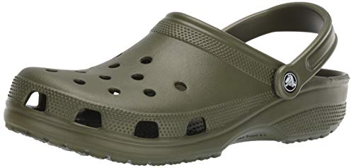 Unisex U Classic Adulto army Verde Crocs Zuecos wgt5T8