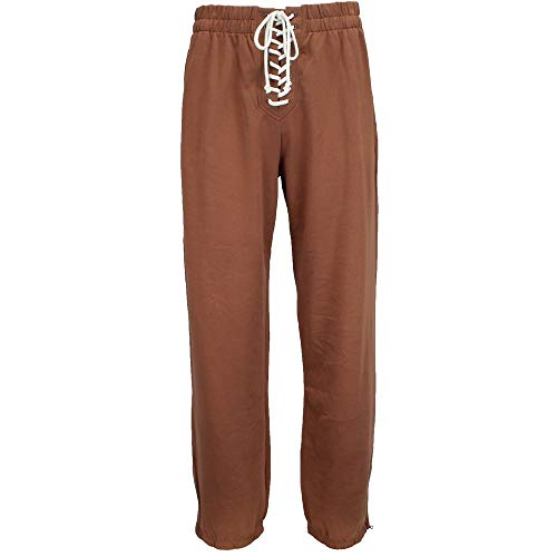 - PUMA Women's Fenty Front Lacing Sweatpant, Friar Brown XXS