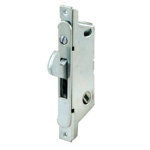 Mortise Latch (Prime-Line Products E 2119 Mortise Lock, Auto Latch, Round Face, Steel, Adams Rite)
