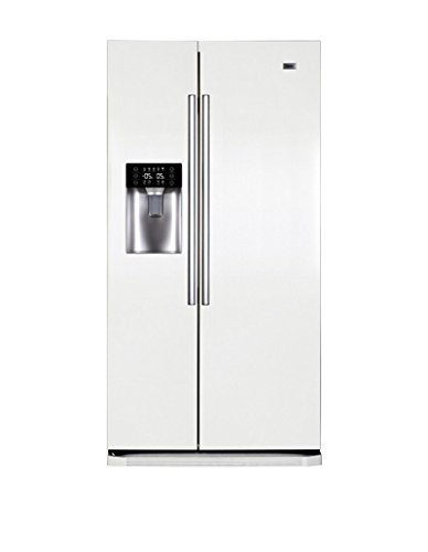 Haier HRF-628IW6 Independiente 550L A+ Blanco nevera puerta lado a ...