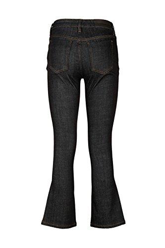 Jeans Donna Victoria Beckham Con Shock Originale Blu