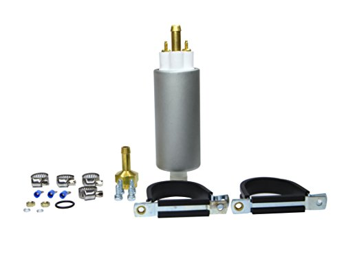 255 High Flow Electric Fuel Pump with Installation Kit Replaces # E8248 GCL611