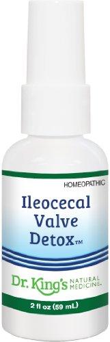 Médecine naturelle Ileocecal Valve Detox de Dr King par le Dr Kings Médecine Naturelle, 2 once liquide