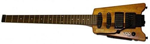 GUITARRA ELECTRICA Hohner (G3T OIL) Steinberger (Arce Macizo) Color Madera Natural Acabado En Aceite: Amazon.es: Instrumentos musicales