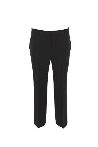 Pantalone Donna Max Mara Studio 42 Nero Mascia Primavera Estate 2018