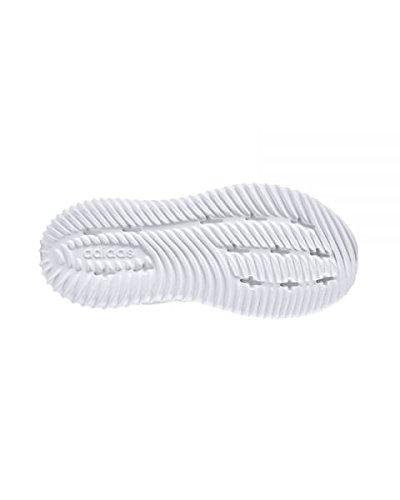 adidas Unisex-Kinder Cloudfoam Ultimate Laufschuhe Elfenbein (Ftwr White/ftwr White/grey Two F17)