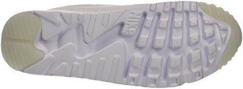 Nike Air Max 90 Ultra Moire, Scarpe da Corsa Uomo Bianco (White/White-white-white)