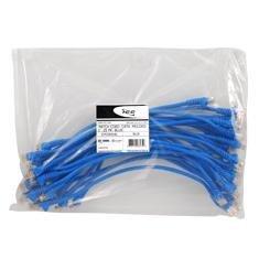 ICC ICPCSC03BL 25 PK PATCH CORD, CAT 5e, 3ft,BLUE (Icc Patch Cord)