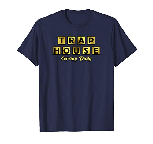 Golden Waffle Classic TrapHouse Shirt - Colors for sale  Delivered anywhere in USA