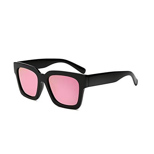 Marée La Coréennes Degré Réseau Rue Ronde Générique Visage Myopie Soleil Hommes Star Sunglasses Tir De Barbie Blue Femmes Rétro Lunettes Nouvelle Ice Pink Rouge A couleur xwYpIYq6