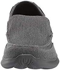 [プロペット] メンズスリッポン・ボートシューズ・靴 Viasol Grey 26cm XX (5E) [並行輸入品]