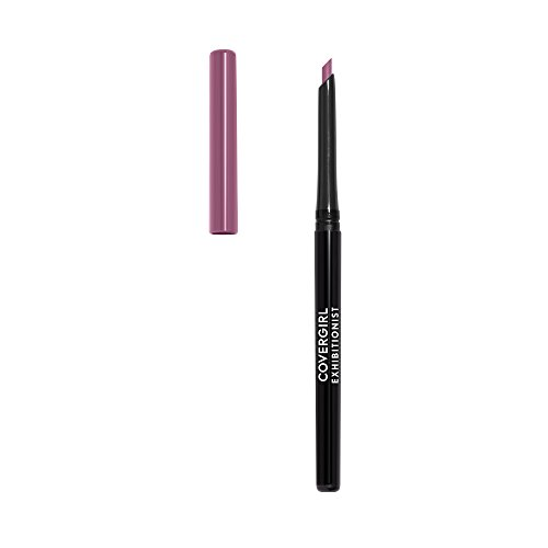 Covergirl Exhibitionist Lip Liner Uncarded, Mauvelous 230, 0.012 Ounce